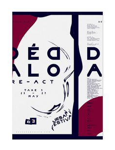 RE ACT Lectures Dédalo #10 on Behance