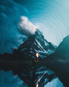 Futuristic and Dreamlike Photography Manipulations by Annisa Tiara Utami