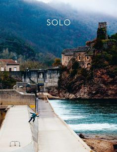 Issue 16 – SOLO Skateboard Magazine
