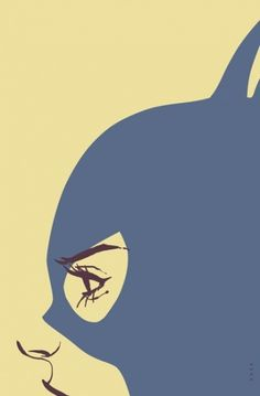 this isn't happiness™ (Batgirl, Phil Noto)  #illustration #catwoman