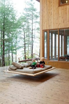 Images We Love — seesaw #design #architecture #interior