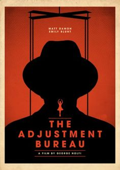 1298488409.png 600×848 pixels #movie #damon #matt #bureau #adjustment #poster
