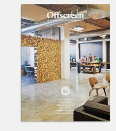 Offscreen Magazine — the people behind bits & pixels — Issue 1 #cover #print #editorial #magazine