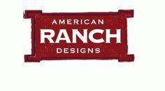 American Ranch Designs | Logo #designs #arnold #design #graphic #american #ranch #texas #dallas #logo