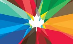 team_canada_6.jpg 574×351 pixels #color #leaf #maple leaf #overlap