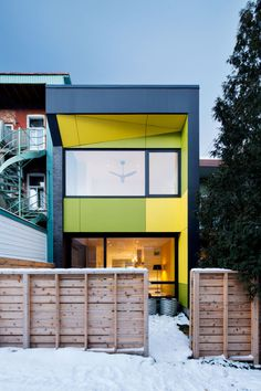 8th Avenue by Naturehumaine Photo #architecture #house