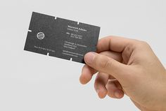 Vienna Woods by Anagrama #business #card #print