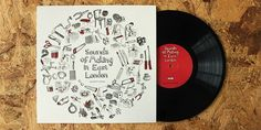 Sounds of Making in East London by Dominic WIlcox