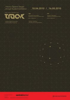 Track 09 Exhibit Posters on the Behance Network