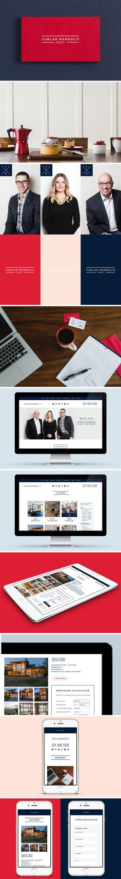 Furlan Margolis Brand Identity + Website Design - One Plus One Design #Brand #Identity #Website #Design #BrandIdentity #Branding