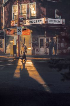 CrossingPowell, 1984 © Fred Herzog #photography #colors #street #usa #light