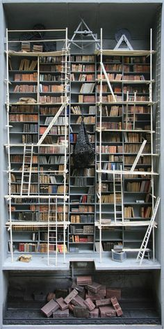CJWHO ™ (Miniature libraries of Marc Giai Miniet   via ...)