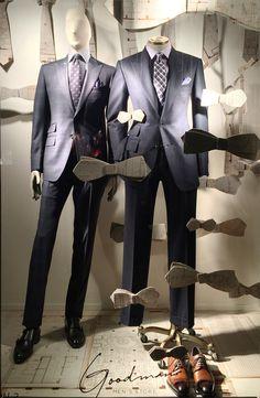 Bergdorf Goodman 'The Handy Man' Summer Window Display