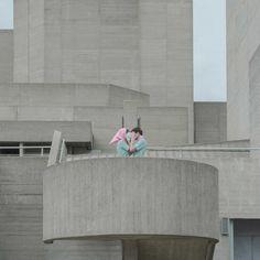 Raw Hill: Fine Art Architecture Photography by Marietta Varga