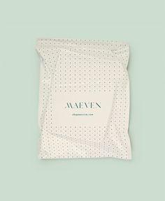 Maeven / Lotta Nieminen #type #vintage #logo