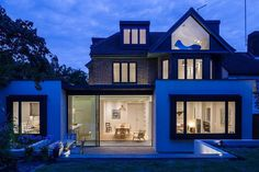 Muswell Hill House Jones Associates Architects