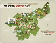Guide to Saraburi Thailand