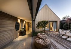 Christchurch House by Case Ornsby Design - #architecture, #house, #home, #decor,