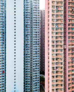 Creative and Colorful Architecture Photography by Victor Cheng