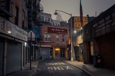 Cinematic New York: Street Photography by Stijn Hoekstra