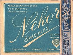 Typography #vintage #type #packaging
