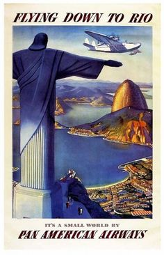 Pan Am Posters | webexpedition18 #vintage