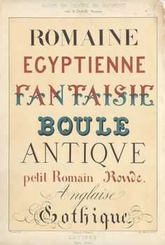 1882lettres 3 | Flickr - Photo Sharing! #specimen #typeface