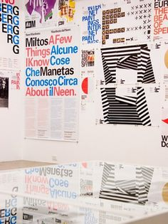 Experimental Jetset at The Narrows — Gather & Fold #narrows #experimental #the #exhibition #poster #jetset