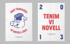 ATIPUS VI NOVELL 2013 06 #print #poster