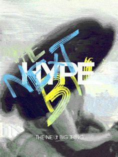 HYPE The next big thing #hype #design #fashion #magazine