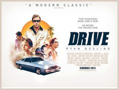 Jeremy The Critic: The 10 Best Alternative Drive Movie Posters