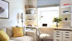 Contemporary study - #interiordesign, #design
