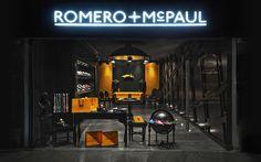 Anagrama | Romero+McPaul #interior #romero+mcpaul #anagrama #branding