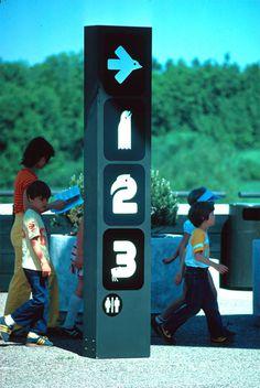 lance wyman Minnesota Zoo Pedestrian Signs
