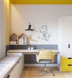20 Gorgeous Small Kids Bedroom Ideas With Study Table. Kids Study Table Design   Kids Study Table Design. #studyblogger #Decoration Ideas. You can find more details by visiting the image link.