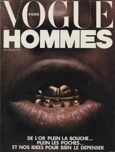 Vogue HOMMES Paris, Spring 1975