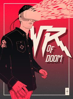 VR of Doom illustration