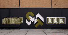 CT Graffiti Gallery #graffiti #letters #typography