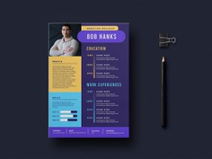 Free Content Marketing Specialist Resume Template