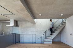 Sakanoue Terrace by Naruse Inokuma Architects