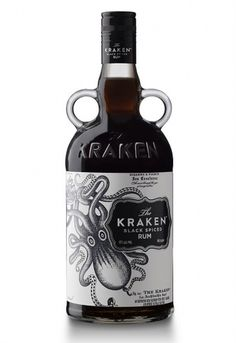 How to Carve Roast Unicorn: THE KRAKEN RUM! #alcohol #rum #kraken