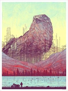 APPLESEED CAST TOUR POSTER — TRAGIC SUNSHINE #kevin #appleseed #poster #tong #band #cast