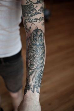 dEVxa.jpg (467×700) #tattoo #owl