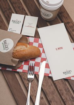 Creating a fresh urban and visual concept for BIAGGIO FOODTRUCK- The Branding People