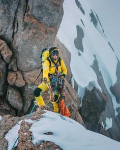 Striking Rock Climbing Photography by Jimmy Chin