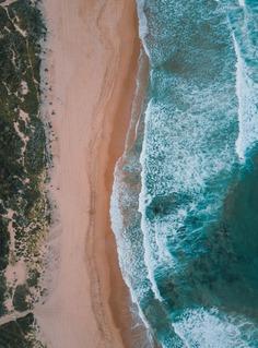 Flight Over Mona Vale Beach, Mona Vale, Australia