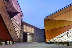 La tallera Siqueiros, frida escobedo studio, LTVs, Lancia TrendVisions #architecture