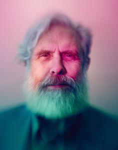 George Church Will Make Virus-Proof Organisms, Transplant Pig Organs to Humans, and Reverse Aging. Art Direction: Erick Fletes Photography: Maciek Jasik