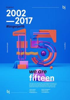 Branding & Typography: Birger Jarl Event 2017