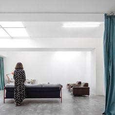 Garage House in Lisbon / Fala Atelier
